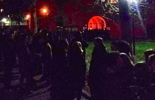 In pellegrinaggio verso il Covo Club di Bologna - Foto di Daniele