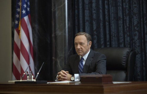 Quinta stagione in arrivo per Frank Underwood