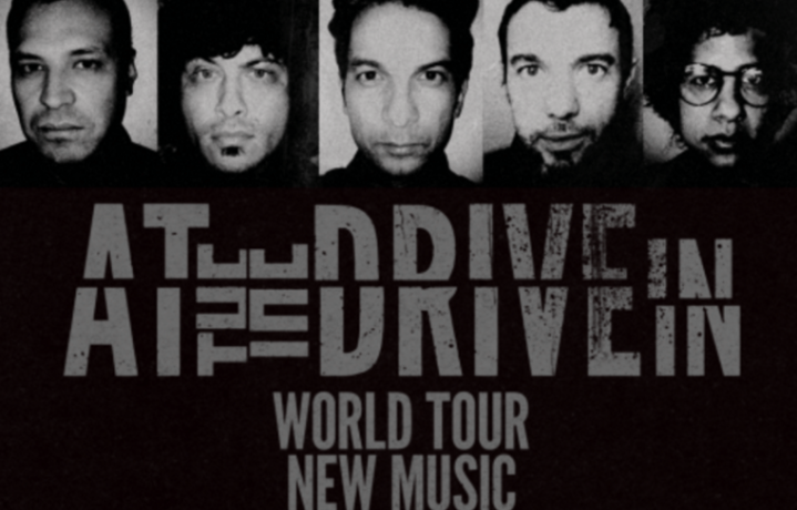 Gli At The Drive In mancano dal mercato discografico dal 2000