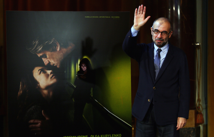"""L'ultimo film di Tornatore è """"La Corrispondenza"""". Foto: Ernesto Ruscio/Getty Images"""