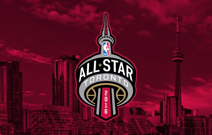 L'All Star Game si terrà a Toronto, per la prima volta fuori dagli Stati Uniti