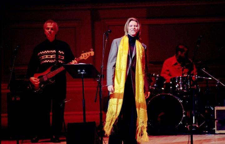David Bowie e Tony Visconti - Foto di Ebet Roberts/Redferns