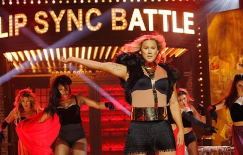 Channing Tatum nei panni di Beyoncé