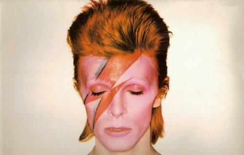 """David Bowie sulla cover di """"Aladdin Sane"""""""