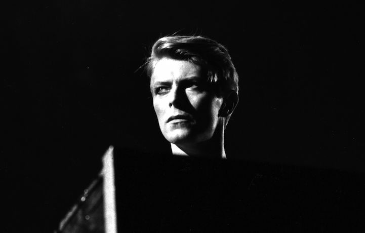 David Bowie nel 1978. Foto di Evening Standard/Getty Images