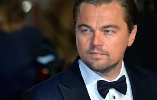 Leonardo DiCaprio ai BAFTA 2016, foto Anthony Harvey/Getty Images