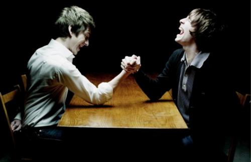 Turner e Kane. Foto: Stampa