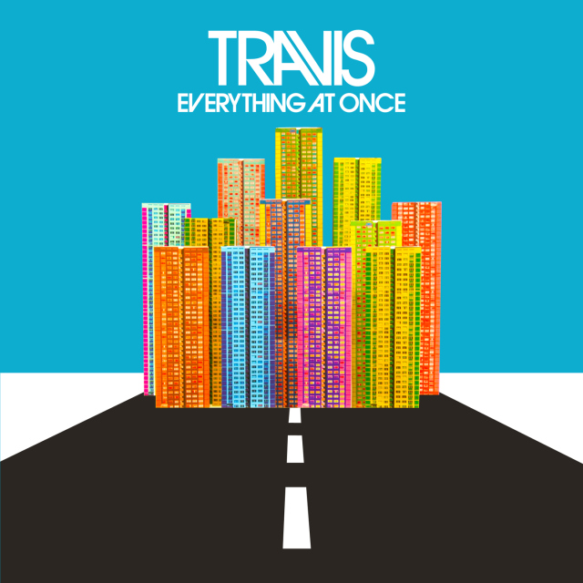 """La cover di """"Everything at Once"""" dei Travis"""