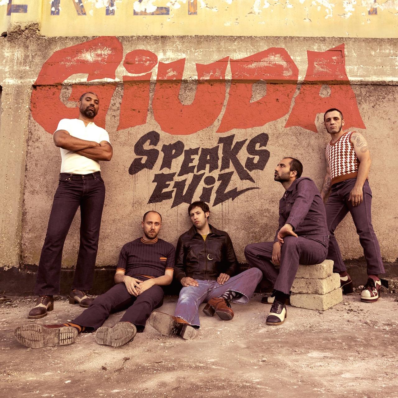 Speaks Evil - Giuda