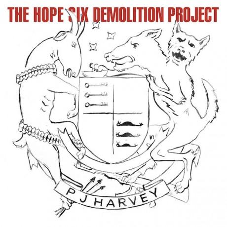 """The Hope Six Demolition Project"" uscirà il 15 aprile 2016"