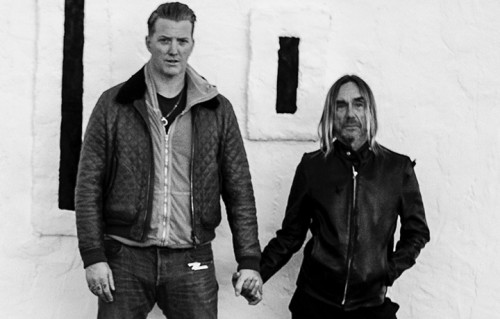 Josh Homme e Iggy Pop