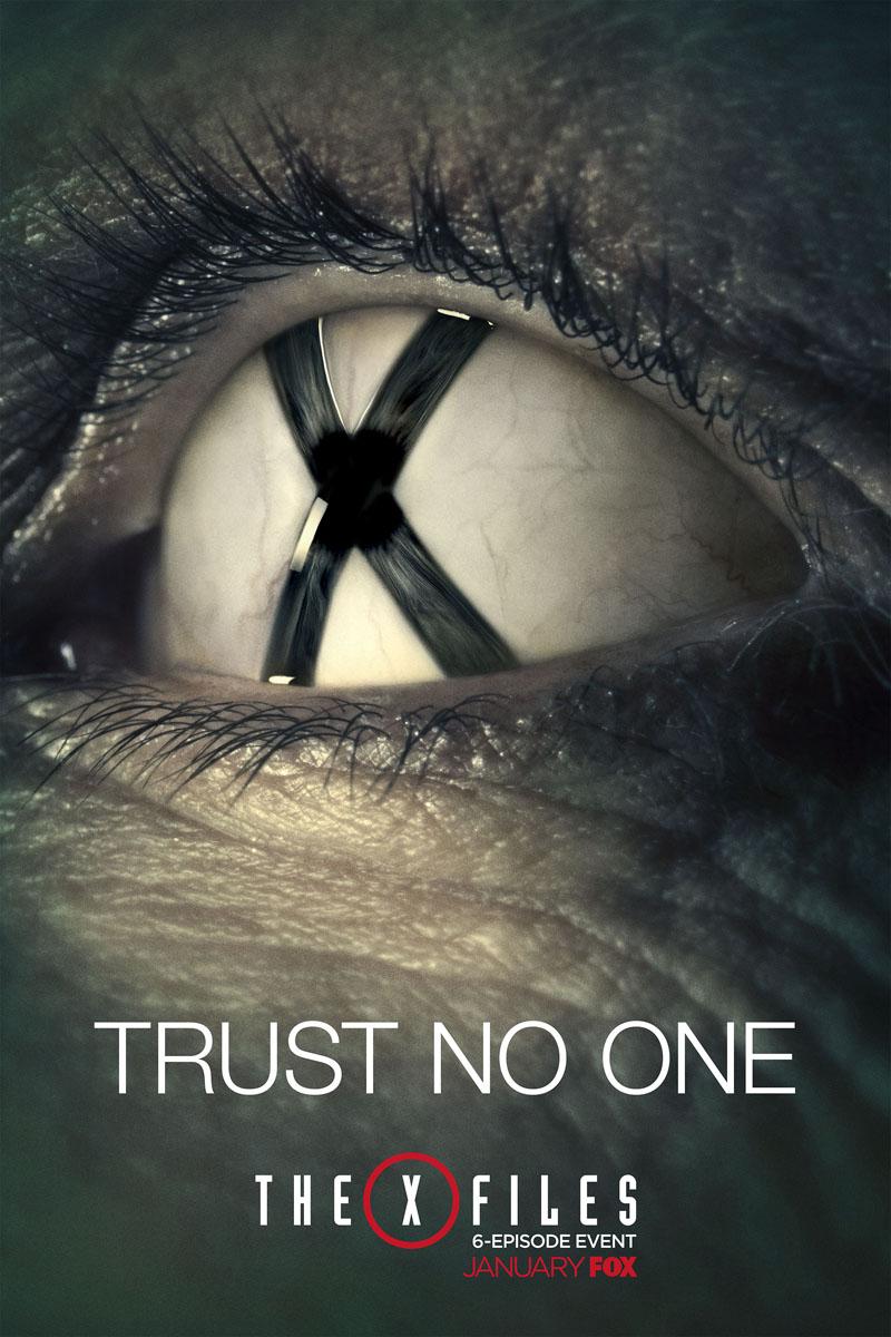 The X-Files - Chris Carter