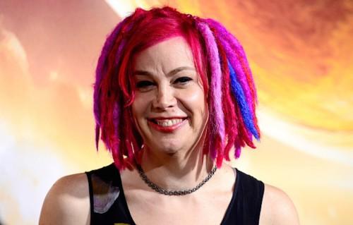 La regista Lana Wachowski. Foto: Frazer Harrison/Getty Images