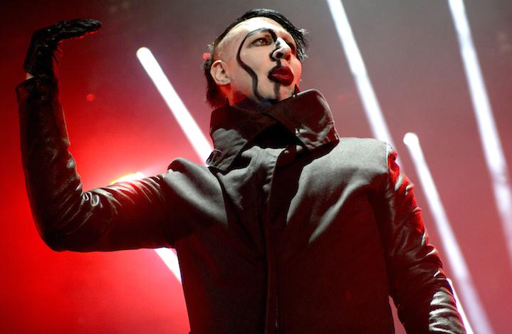 Marilyn Manson, foto di Tim Mosenfelder/Getty Images