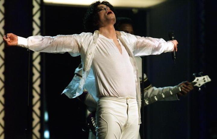 Michael Jackson ha tenuto due concerti al MSG nel 2001. Foto: BETH A. KEISER/AFP/Getty Images