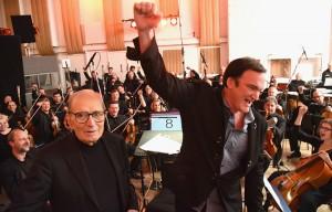 Morricone riceverà il suo Golden Globe a Roma