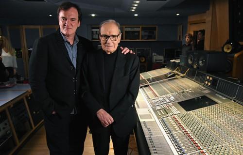 Il Maestro ha vinto un Golden Globe per il suo lavoro con Tarantino. Foto: Kevin Mazur/Getty Images for Universal Music