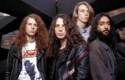 I Soundgarden nel 1989. A sinistra, Jason Everman. Foto Ebet Roberts/Redferns