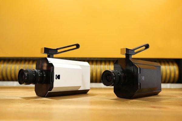 Le nuove Super 8 Kodak