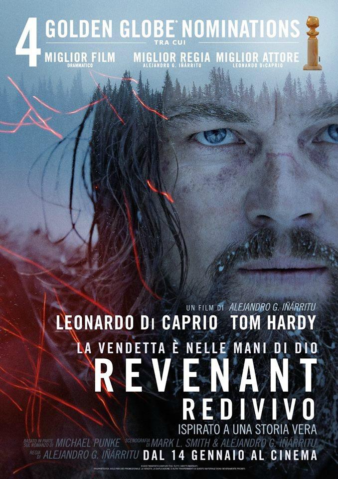Revenant-Redivivo - Alejandro González Iñárritu