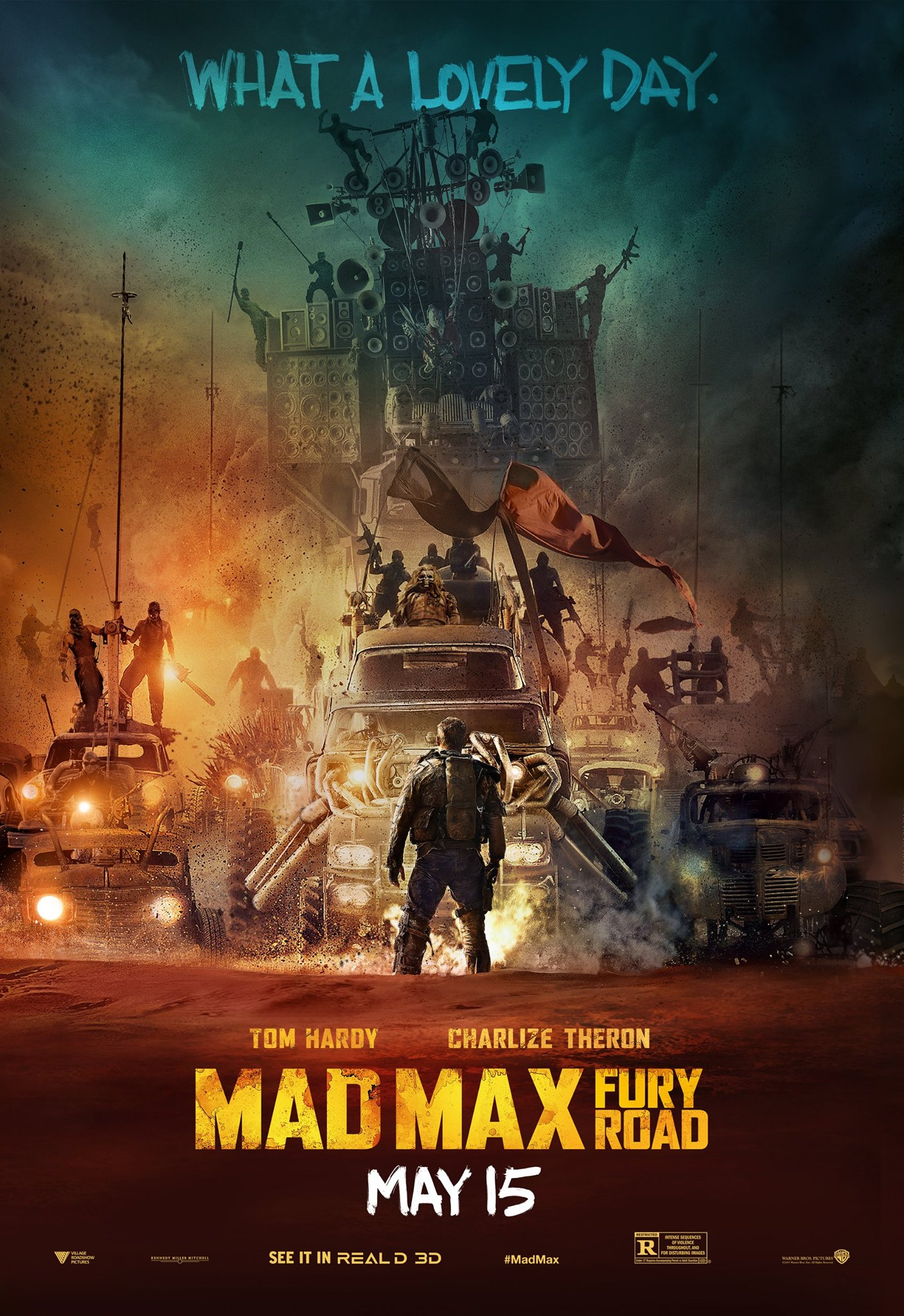 Mad Max: Fury Road - George Miller