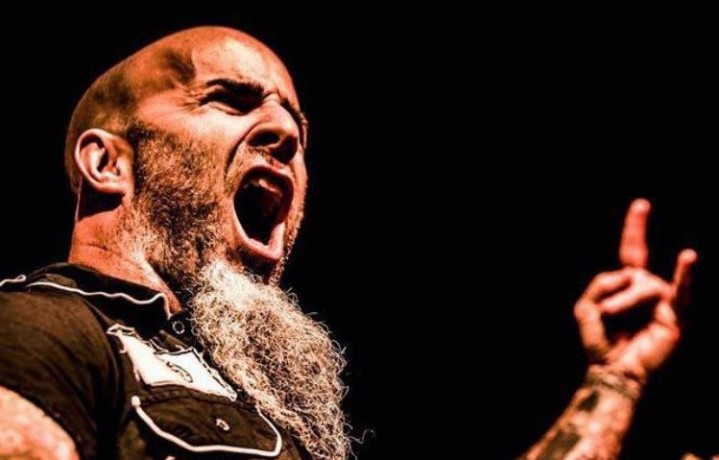 Anthrax, Scott Ian - Foto via Facebook