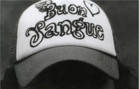 "La copertina di ""Buon Sangue"", del 2005"