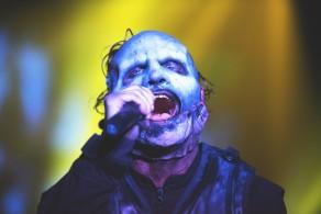 Slipknot, Corey Taylor, metal, Iowa, live, concerto, Padova, Teatro Geox, foto, gallery, Giuseppe Craca