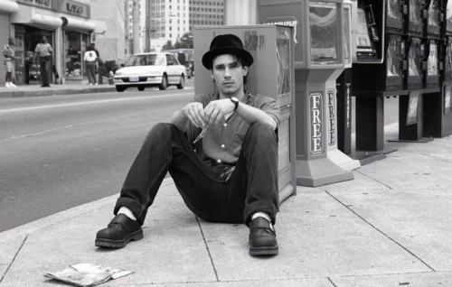 American singer-songwriter Jeff Buckley (1966 - 1997), Atlanta, Georgia, USA, August 1994. (Photo by David Tonge/Getty Images)