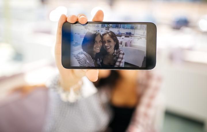 """Selfie gentilmente """"offerto"""" da Getty Images"""