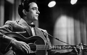 Johnny Cash è scomparso a Nashville il 12 settembre 2003. Foto di Michael Ochs Archives/Getty Images