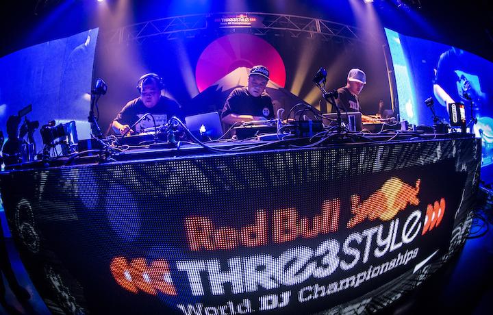 Un'immagine della finale dello scorso anno. Foto: Red Bull Content Pool
