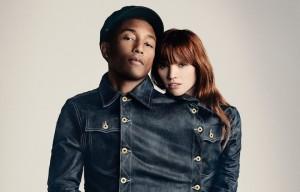 Pharrell Williams parteciperà attivamente alla parte creativa del marchio