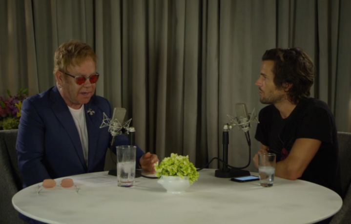 Elton John lavorerà al prossimo album dei The Killers
