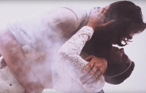 """Una scena del nuovo video di Lana Del Rey, """"Freak"""""""