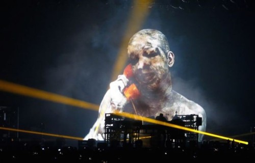 The Chemical Brothers Live - Foto stampa