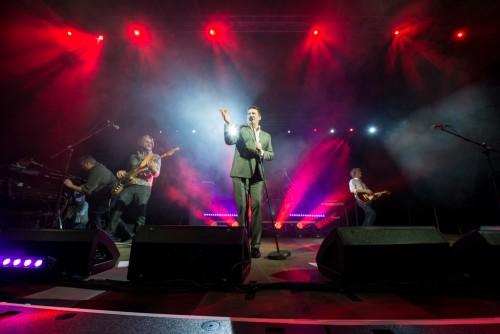 Tony Hadley, live, concerto, Palamazzavolo, Montebelluna, foto, gallery, Denis Ulliana