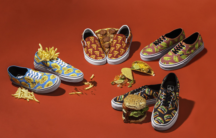 Quattro modelli dedicati al fast food