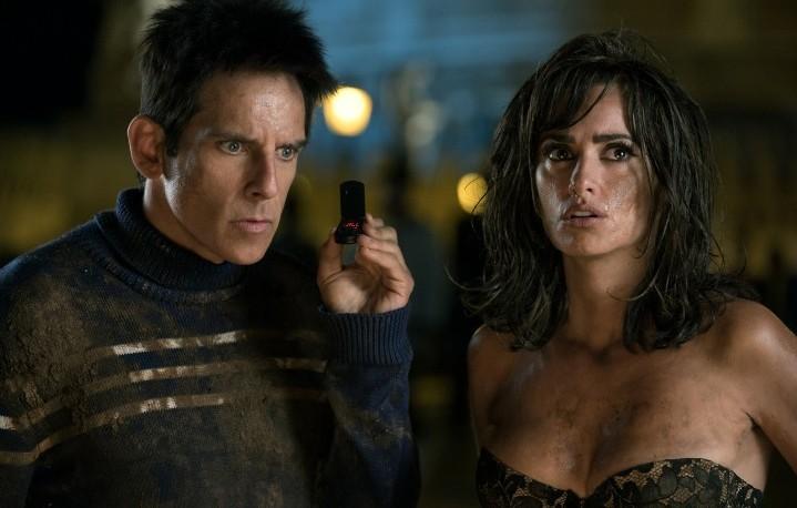 "Ben Stiller è ""Derek Zoolander"" e Penelope Cruz è ""Valentina Valencia""l in Zoolander 2, al cinema dal 12 febbraio per Paramount Pictures"