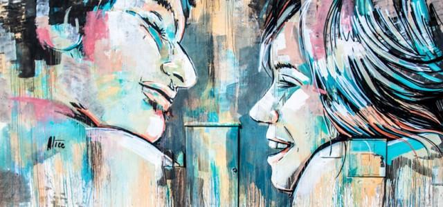 Alice Pasquini's Art