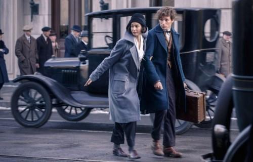 Eddie Redmayne sarà protagonista del prossimo film della Rowling
