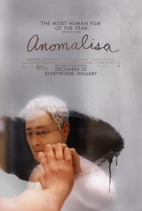 Anomalisa - Charlie Kaufman