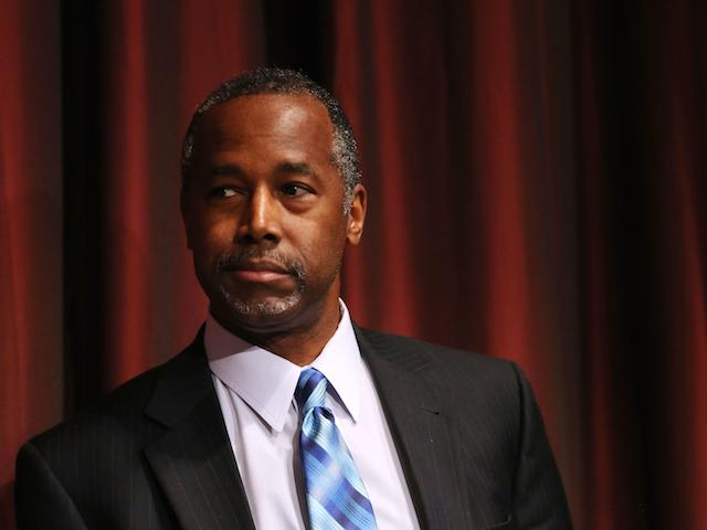 Ben Carson, foto di J. Countess/Getty Images
