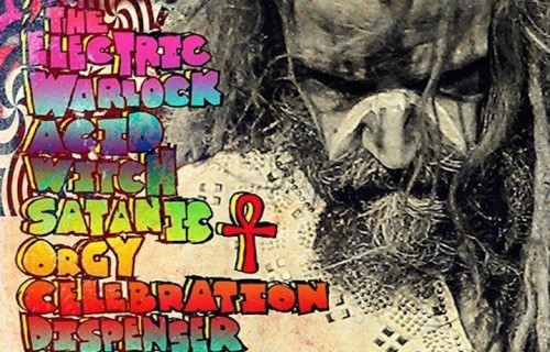 """The Electric Warlock Acid Witch Satanic Orgy Celebration"" di Rob Zombie uscirà il 29 aprile"