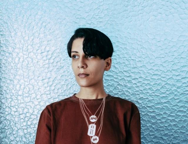 Fatima Al Qadiri suonerà al Museo Punta della Dogana la notte di sabato 20. Foto: Camille Blake