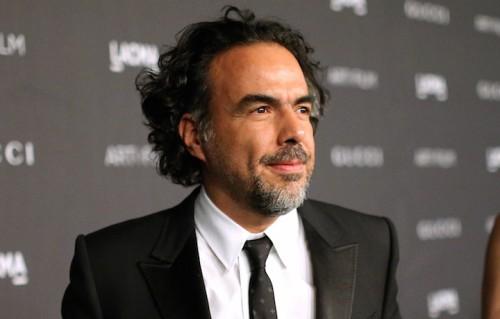Alejandro Gonzalez Inarritu, foto di Mike Windle/Getty Images for LACMA
