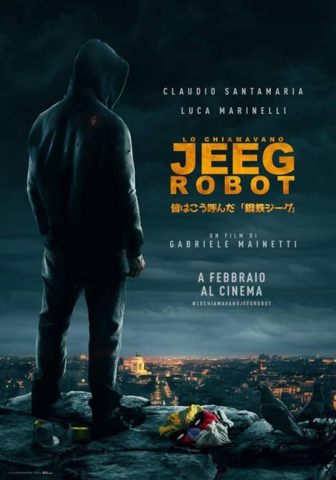 Lo chiamano Jeeg Robot - Gabriele Mainetti