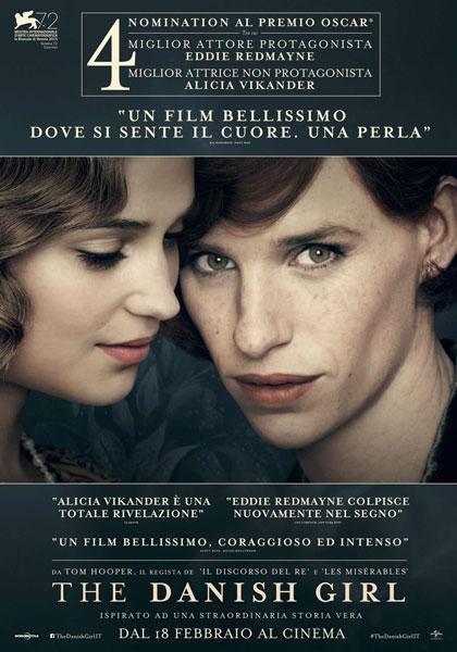The Danish Girl - Tom Hooper