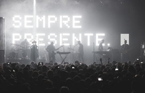 Massive Attack, Robert del Naja e Daddy G, al Fabrique di Milano il 12 febbraio 2016 - Foto di Giulia Razzauti