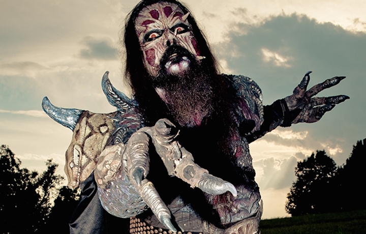 "Mr Lordi nel docufilm ""Monsterman"""